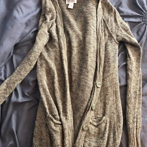 Mudd Women's Cardigan